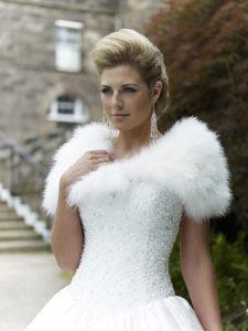 Pure Wedding, Ripley Castle shoot.